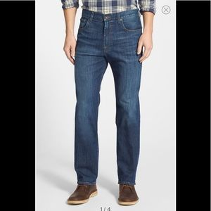 NEW Lucky Brand   471 Relaxed Straight Denim Jeans